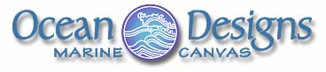 Ocean Designs Marine Canvas Logotype Header